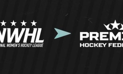 NWHL is renamed the Premier Hockey Federation and enters its 7th year