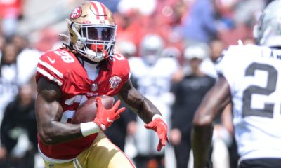 Why doesn't Trey Sermon play for 49ers? Week 1 healthy scratch surprises fantasy owners